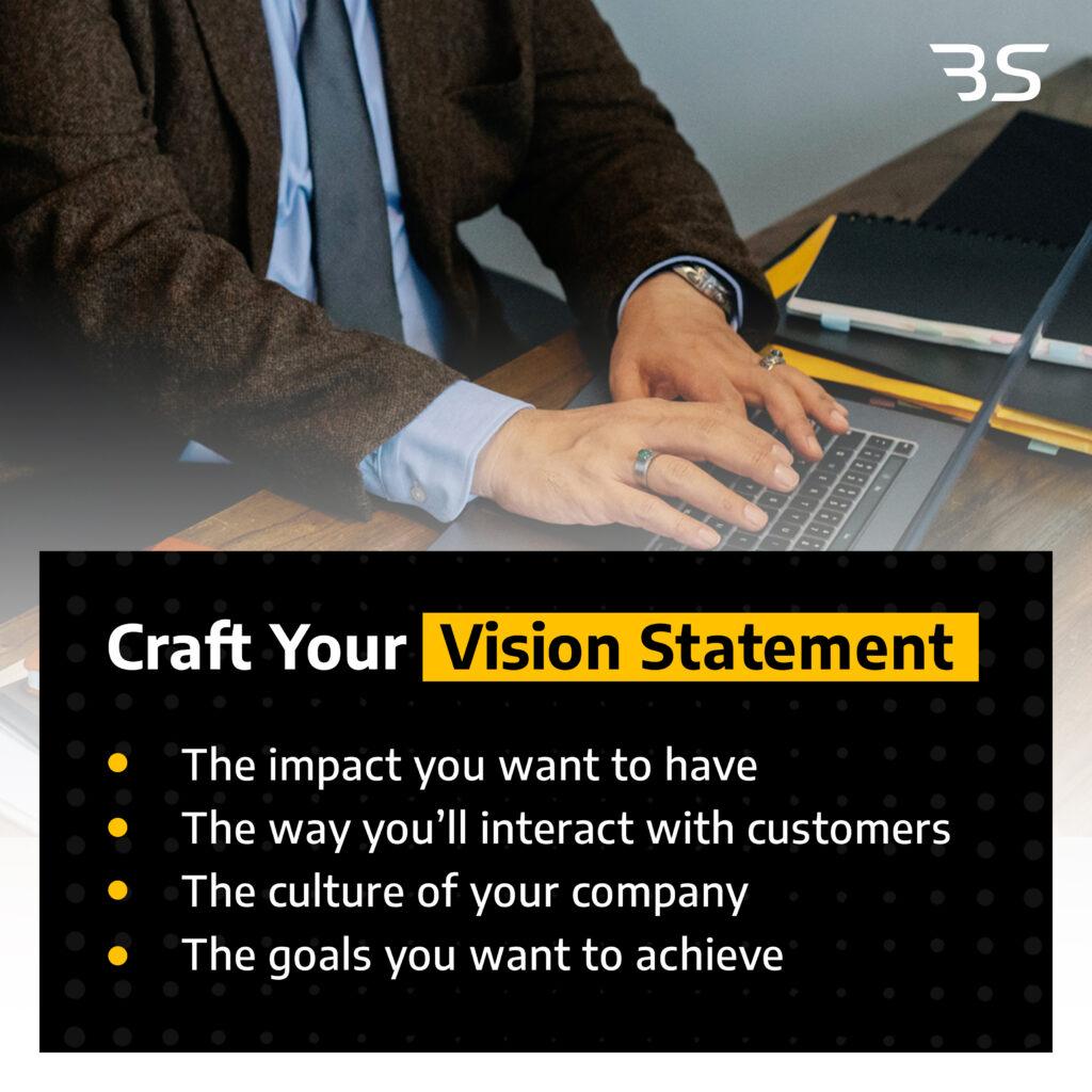 company vision vs. mission