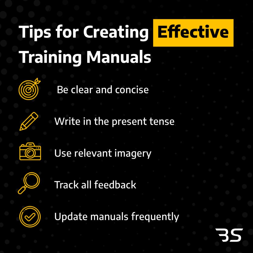 How to Create a Training Manual